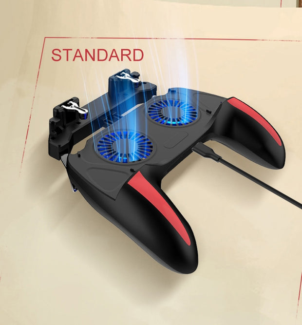 PUBG Gaming Cooling Gamepad