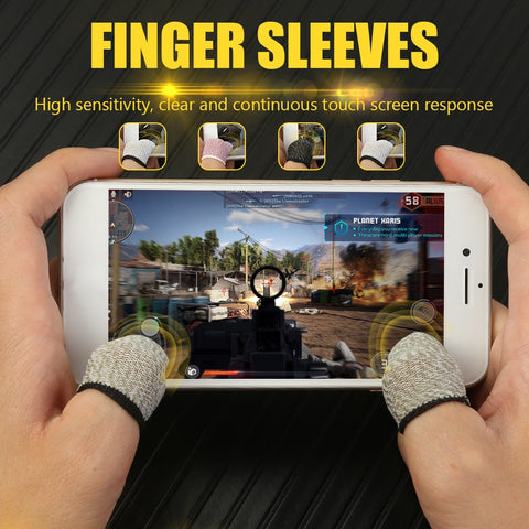 Gaming Finger Thumb Sock