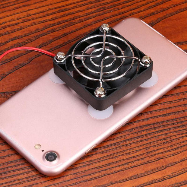 Portable Universal Cooling Fan