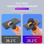 Mobile Phone Temperature Control Pad