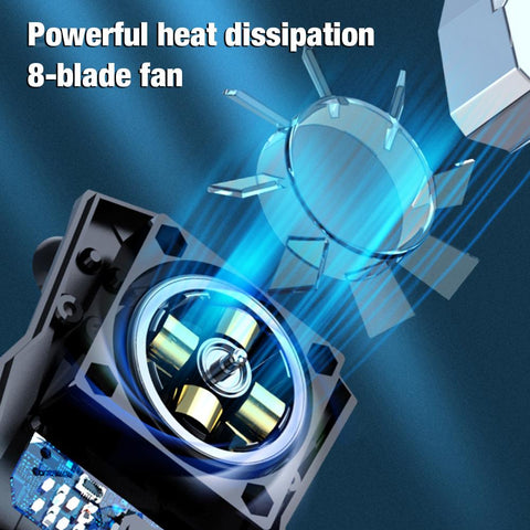 Universal Mobile Phone Radiator Cooling Fan