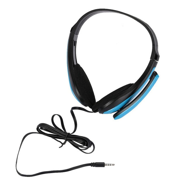 Adjustable Wired PC Headphone