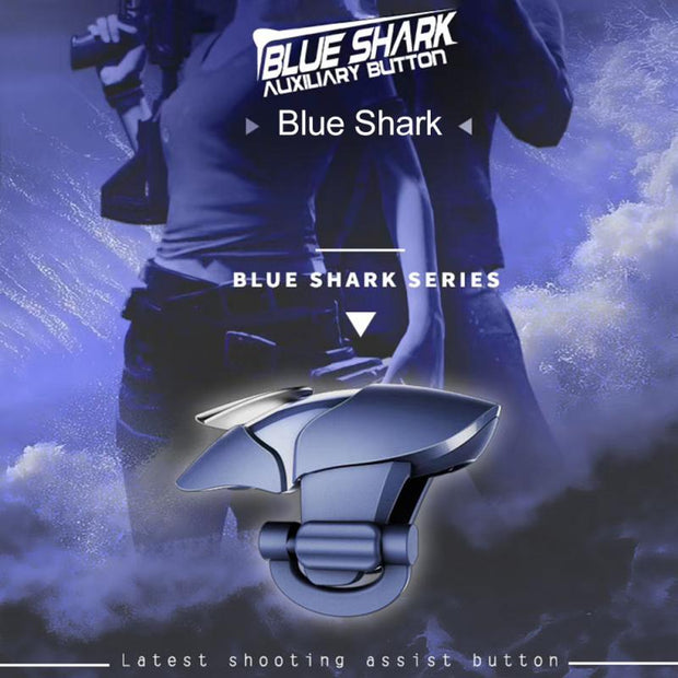 Blue Shark Gamepad Trigger