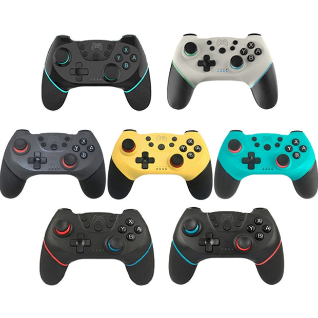 Bluetooth Wireless Gamepad Controller