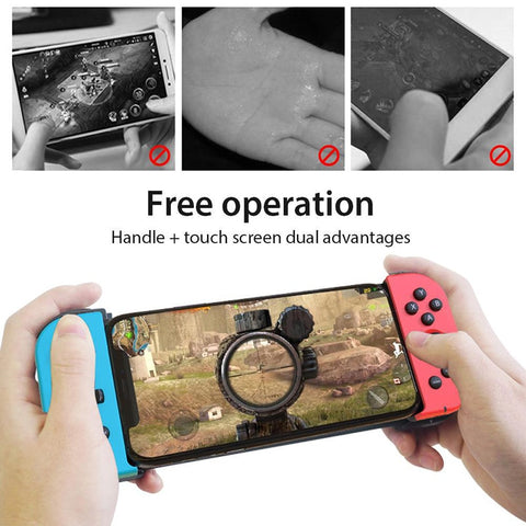 Wireless Telescopic Bluetooth Game Controller