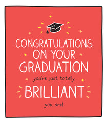 Congratulations On Your Graduation Card At Penny Black