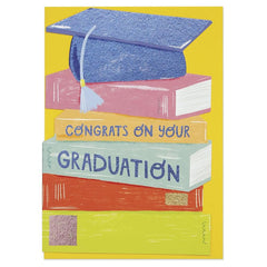 Congrats On Your Graduation Raspberry Blossom Card At Penny Black
