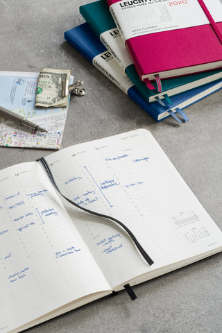 Plan To Get Organised With Leuchtturm1917 Planners | Penny Black