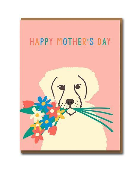 Pup Mum Love Mother's Day Card | Penny Black