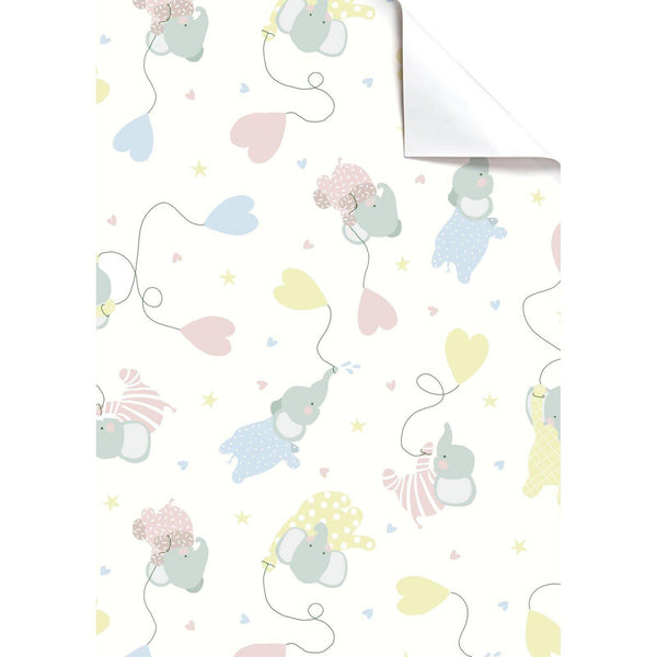 Kim Single Gift Wrapping Paper Sheet