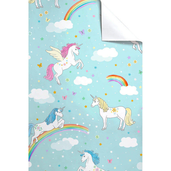 Melody Single Gift Wrapping Paper Sheet
