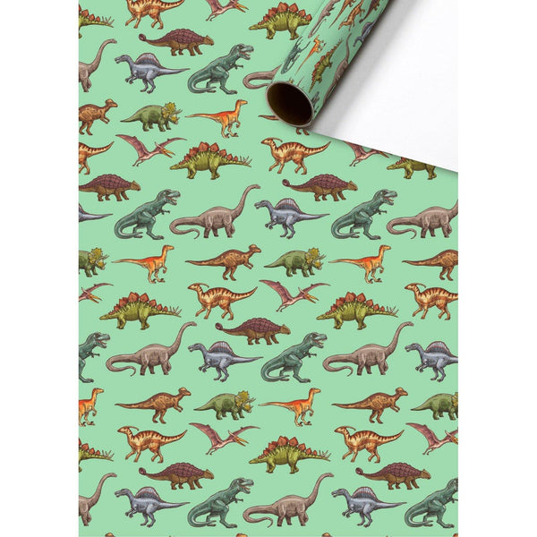 Saurus Gift Wrapping Paper Roll