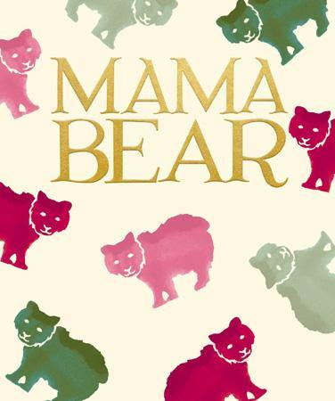 Mama Bear Emma Bridgewater Mother's Day Card At Penny Black