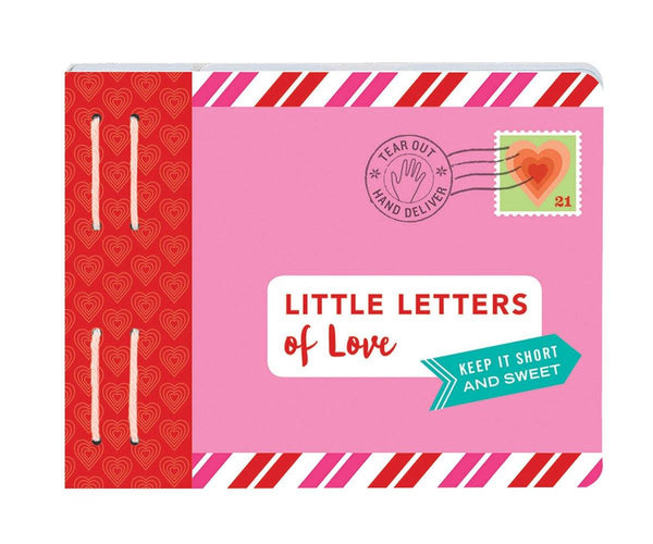 Little Letters of Love - Penny Black