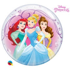 Bubbles Disney Princesses 22 Balloon Balloons