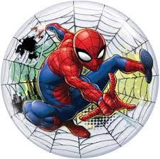 Bubbles Spider-Man Web Slinger 22 Balloon Balloons