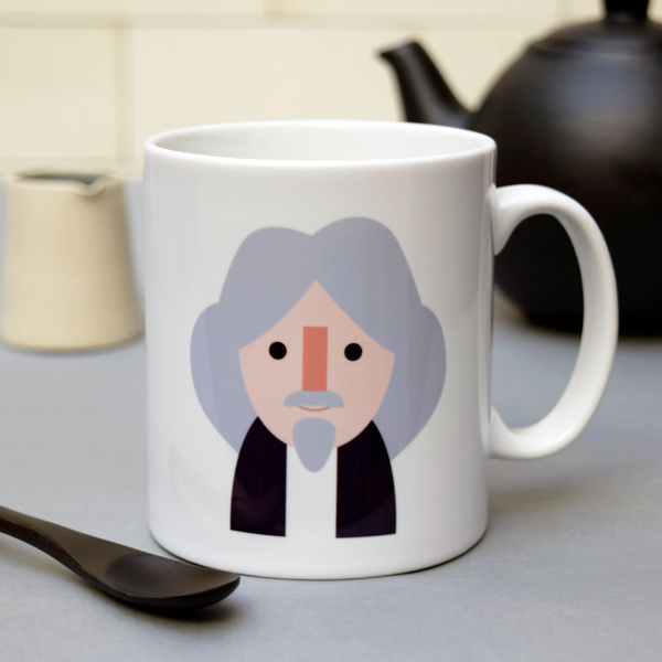 Billy Connolly Mug - Penny Black