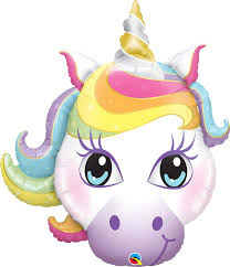 Magical Unicorn Foil 38 Balloon Balloons