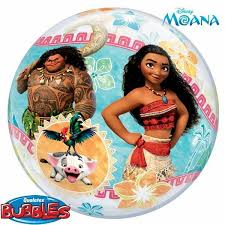 Bubbles Disney Moana 22 Balloon Balloons