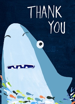 Shark Thank You