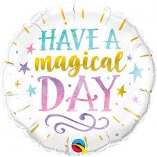 Magical Day Balloons