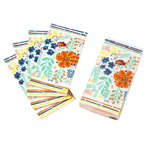 Boho Tissue Pack - Penny Black
