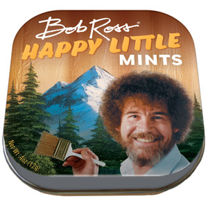 Bob Ross Mints - Penny Black