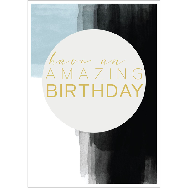 Amazing Birthday Greeting Card