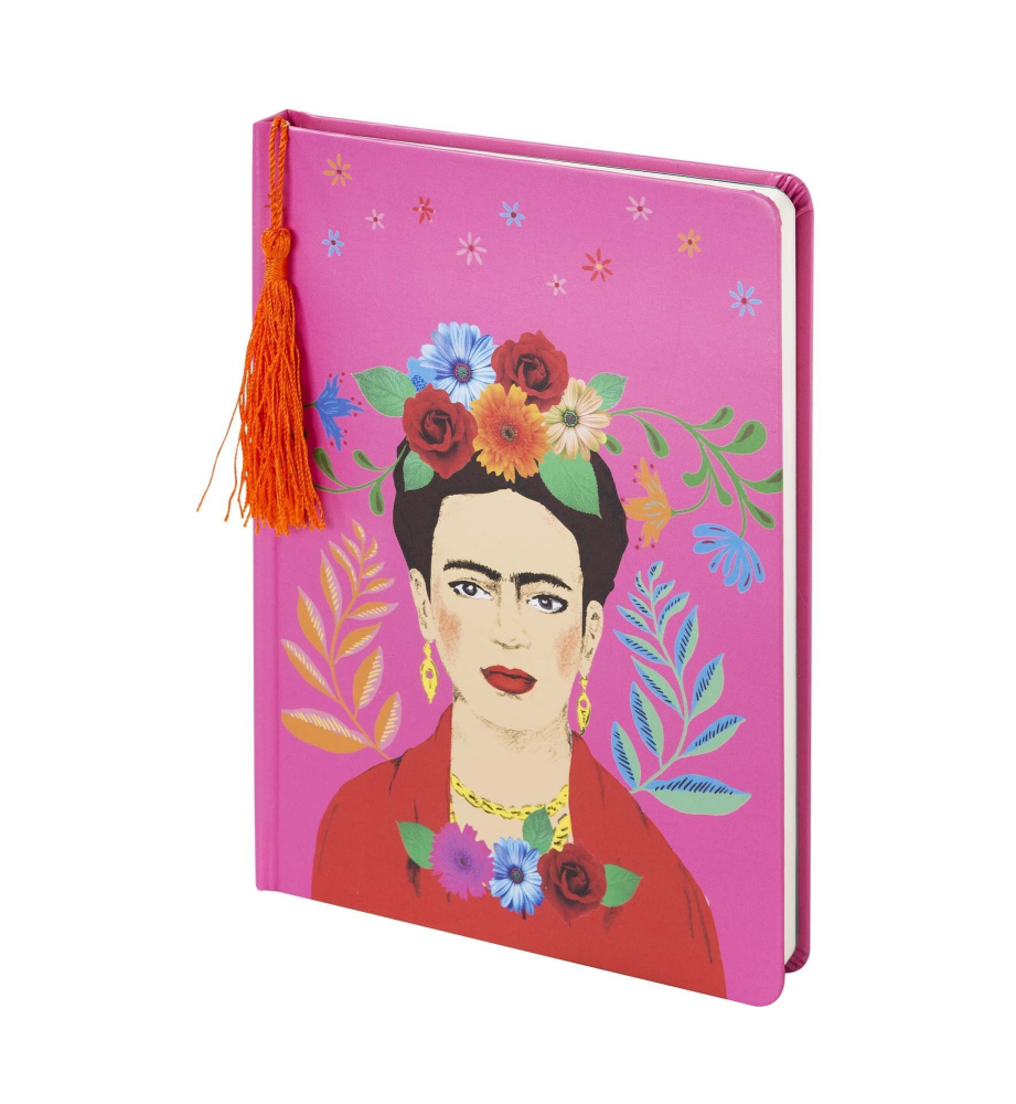 Frida Kahlo A5 Notebook