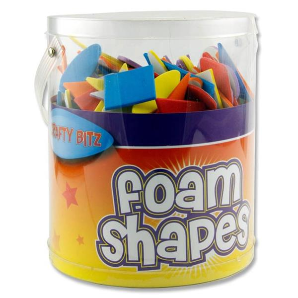 Foam Shapes Tub