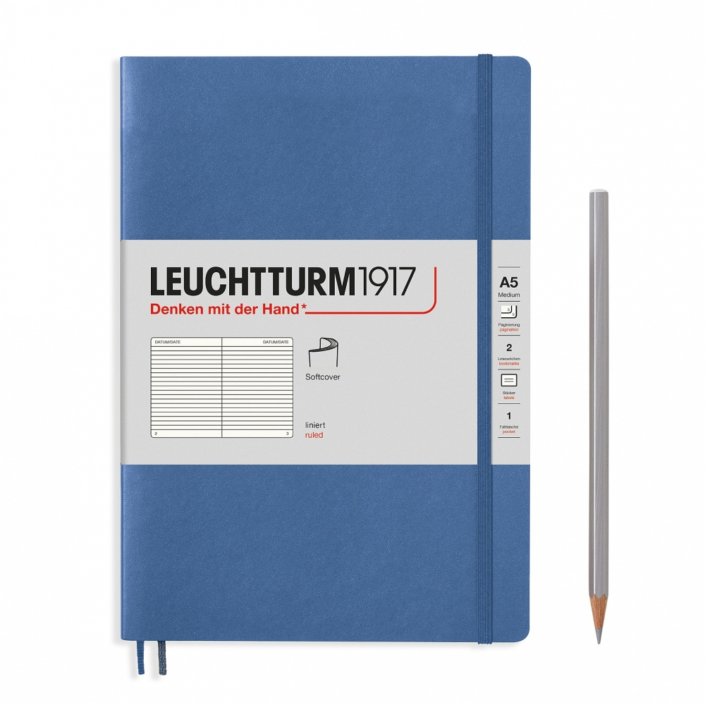 Leuchtturm1917 Softcover Notebook