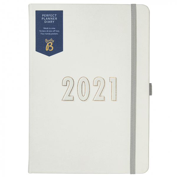 2021 Grey Perfect Planner