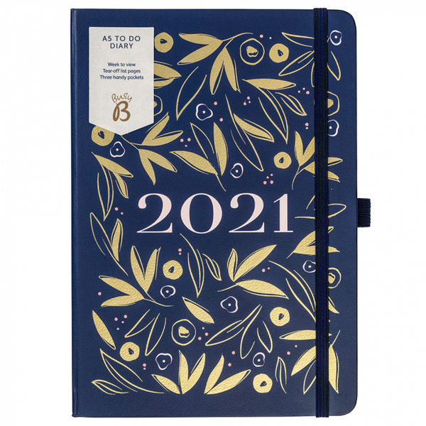 2021 Navy To Do Diary