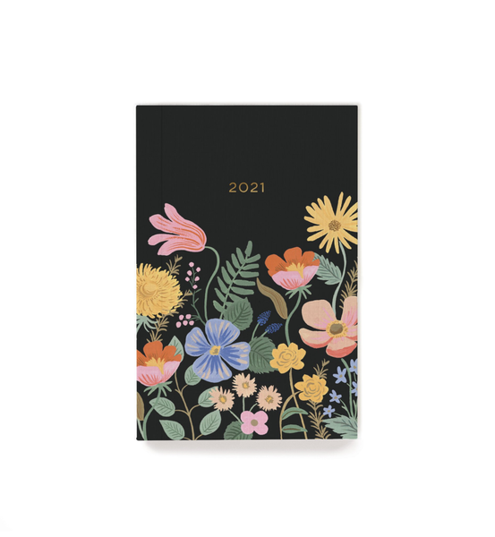 2021 Strawberry FielPocket Planner