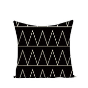 Animal pillow covers geometric style