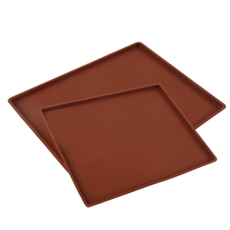 New Silicone Bakeware Baking Dishes Pastry Bakeware Baking Trays Oven Rolling Bakeware Mat Sheet