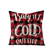 Christmas cushion cover 45*45 Pillowcase