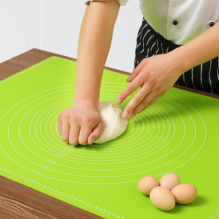 Silicone Non-Stick Baking Mats Sheet Pizza Dough Maker Holder Pastry Kitchen Gadgets Cooking Tools Utensils Bakeware Accessories