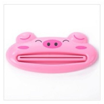 Kitchen accessories bathroom multi-function tool cartoon toothpaste squeezer kitchen gadget useful home bathroom decoration