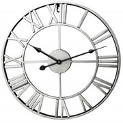 1PC Wall Clock Modern Large Clocks European Style Iron Wall Watch Family Creative Decorative Retro Wall Clock Dropshipping