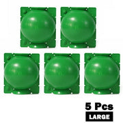 New 5pcs Plant Rooting Ball Plant Root Growing Box Grafting Rooting Growing Box Breeding Case For Garden 5/8/12cm