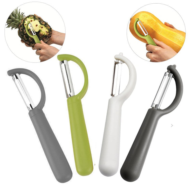Sharp Fast Fruits Vegetable Peeler Potatoes Peelers Carrot Pineapple Orange  Zesters easy Peeling Tools Kitchen Gadgets