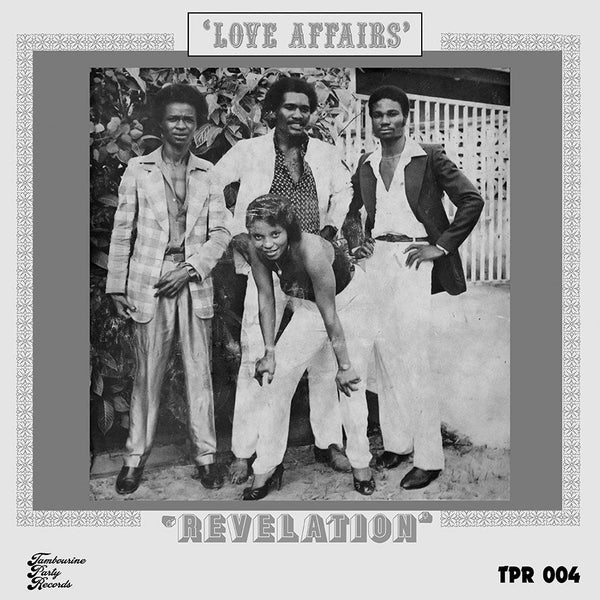 Revelation - Love Affairs TEST PRESS