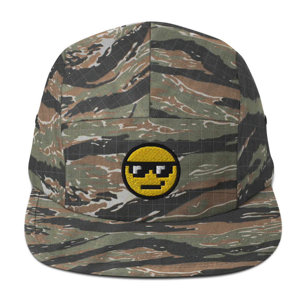 Smiles Five Panel Cap