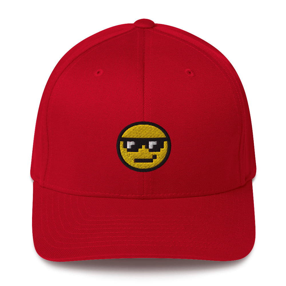 Smiley FlexFit Hat