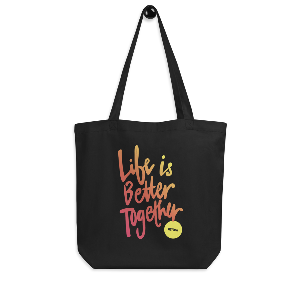 Life's Better Magazine Tote