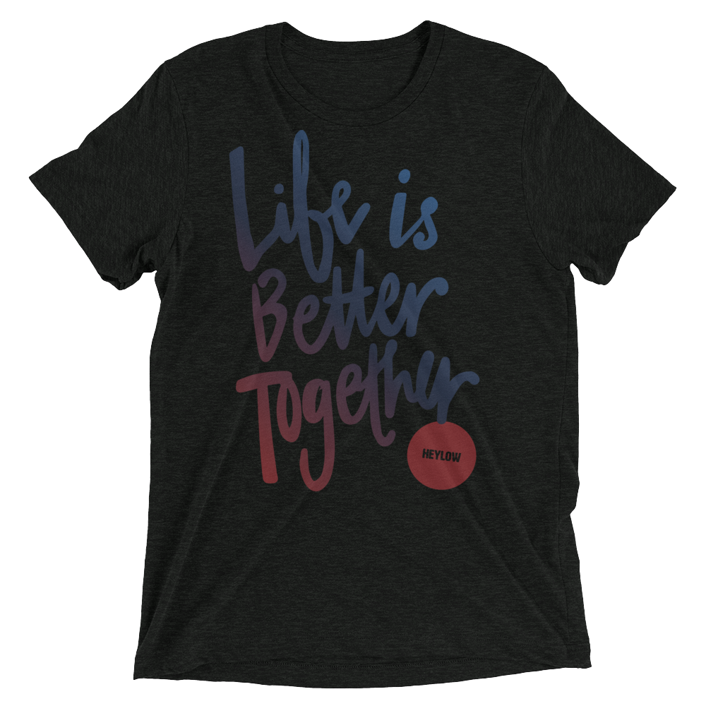 Life's Better Sunrise T