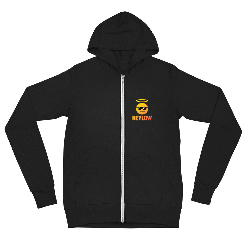 Built For a Brighter Future Zip Hoodie