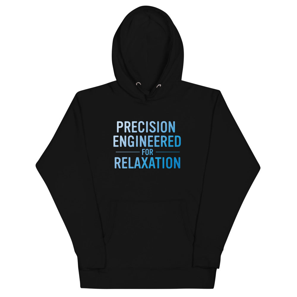 Precision Engineered Sweatshirt - Ocean