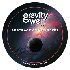 Abstract Coordinates - Fruited Gose